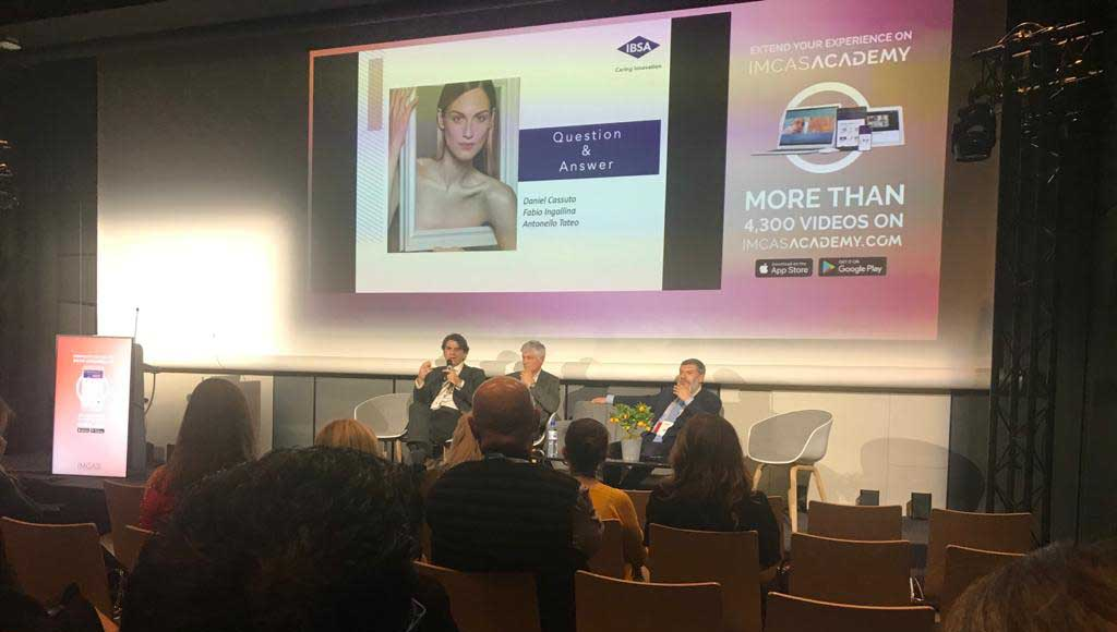 The IMCAS Conference